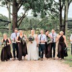 Zoey Wedding Party